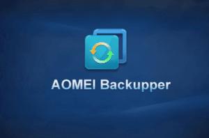 AOMEI Backupper Pro Crack